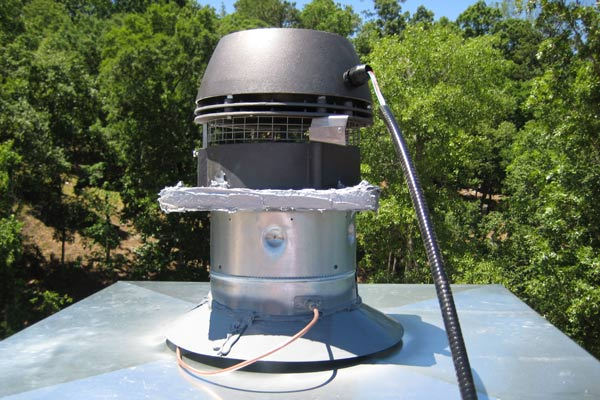 Chimney Installations - Atlanta Chimney Services